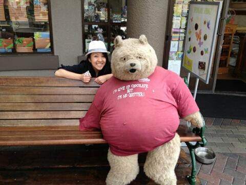 Bears, bears, bears...