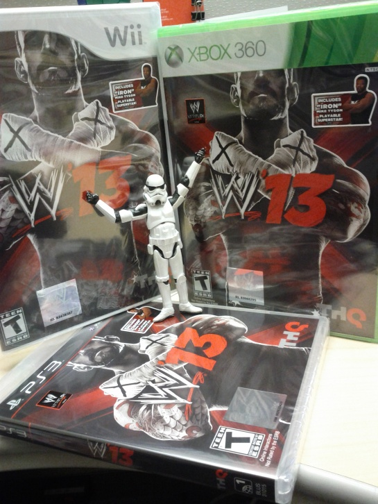 WWE'13
