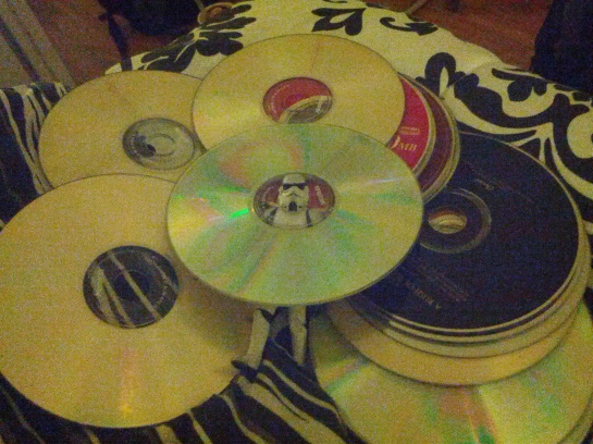 CDs-stormy